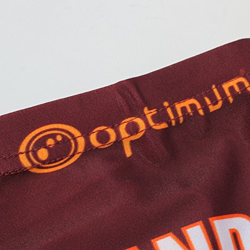 Optimum Herren Tackle Trunk Underwear Braun - Maroon