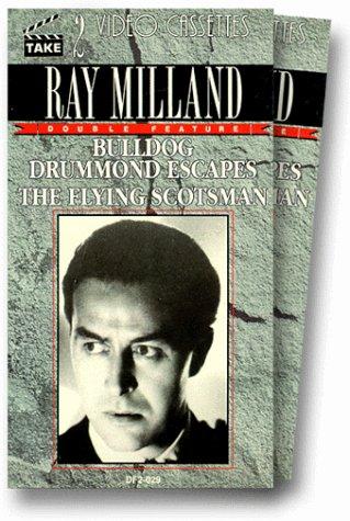 Preisvergleich Produktbild Bulldog Drummond Escapes [VHS]