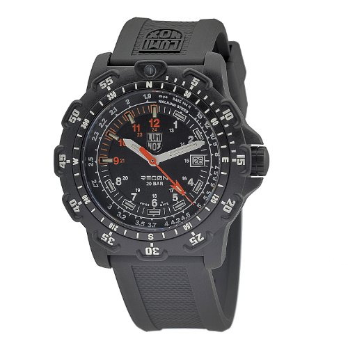 Luminox Men S 8822 Mi Recon Pointman Black Rubber Band With Multi Color Accents Watch Bidorbuy Co Za