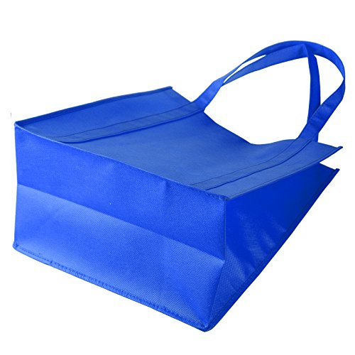 Yantu-Pack-of-4-Strong-Non-Woven-Reusable-Portable-Shopping-Bag-Recycled-Eco-Friendly-Shopper-Tote-Bag