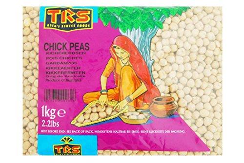 TRS Kichererbsen (Kabuli Chana) - 1kg