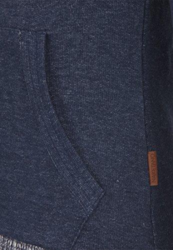 Naketano Female Zipped Jacket Superpollen Indigo Shizzle