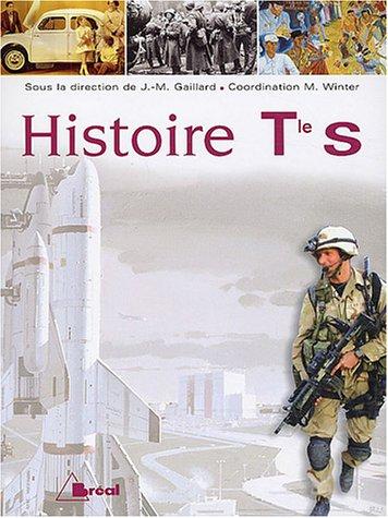 Histoire Tle S par Jean-Michel Gaillard, Michel Winter, Jean-Claude Cardi, Marion Delamarre
