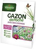 Vilmorin 4469110 Gazon de Poche avec Cosmos Sachet Souple de ...