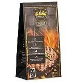 barbec-U Premium Carbonella, Grill, Carbone grillbereit in circa 35minuti, certificazione FSC, ottima Carbone per grigliare