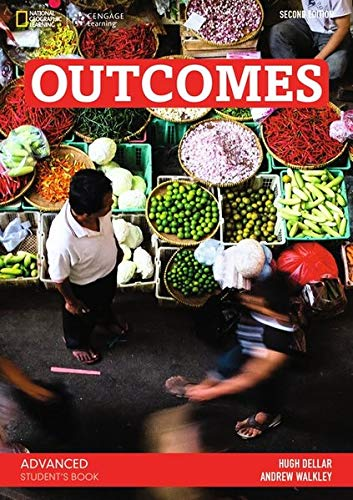Outcomes - Second Edition: C1: Advanced - Student's Book + DVD