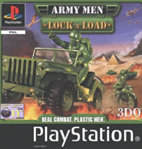 Army Men Lock 'N' Load (PS): Sony Playstation: Amazon.co