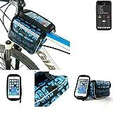 Fahrrad Rahmentasche für doro 8031C, Fahrradhalterung