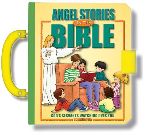 The Angel Bible: God's Friends Watching Over You (Handy Bible) by Cecile Olesen (2011-04-06)
