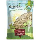 Semillas de cáñamo orgánico canadiense de alimentos para vivir (corazones crudos, pelados, no transgénicos, a granel) — 5.4 Kg