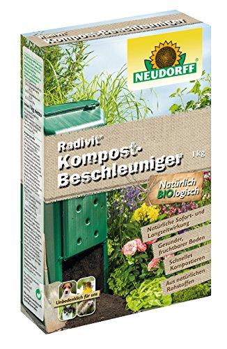 """Kompost-Beschleuniger """"Radivit®"""" NEUD.UNIVERSAL KOMPOSTER 1KG 720"""
