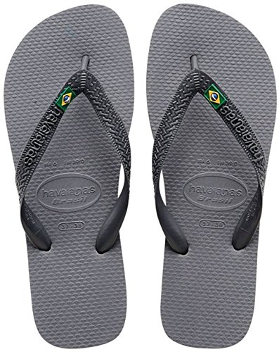Havaianas 4000032, Chanclas Unisex Adulto, Gris (Steel Grey 5178), 43/