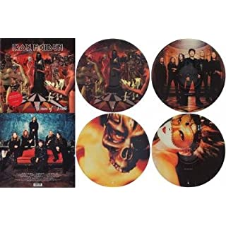 Iron Maiden - Dance Of Death - 2xLP - PICTURE - 5923401