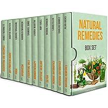 Natural Remedies Box Set: 150+ Most Effective Natural Antibiotics and Its Health Benefits (English Edition)