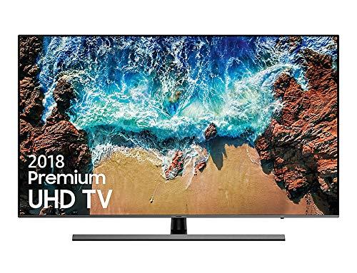 Abbildung Samsung UE-49NU8000 LED-Fernseher, schwarz, WLAN, Twin Tuner, HDR, UltraHD