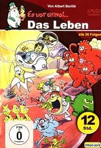 Schuber ES WAR EINMAL ... DAS LEBEN (6 DVDs im Geschenkschuber)