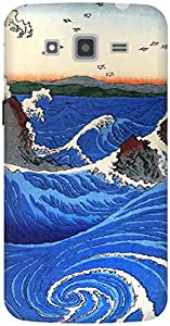 The Racoon Lean Naruto Whirlpool, Awa Province hard plastic printed back case / cover for Samsung Galaxy Grand