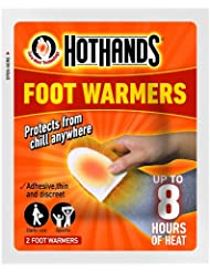 "Chauffe pieds ""Toastie Toes Instant Foot Warmers"" Pack de 6 paires"