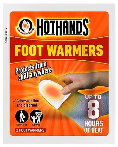 HotHands 1 Paar Fußwärmer