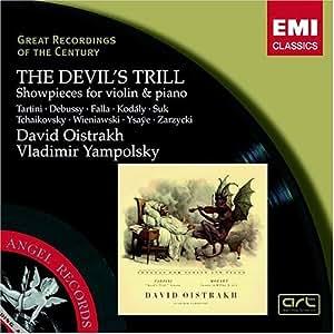 Devil's Trill,the [Showpieces]