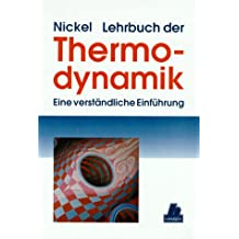 Lehrbuch der Thermodynamik: Eine verständliche Einführung