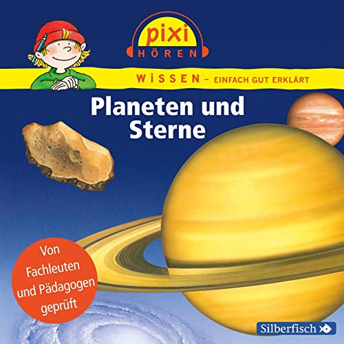 Pixi Wissen: Planeten und Sterne: 1 CD