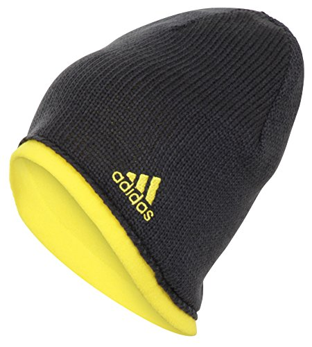 adidas-win-spo-navy-yellow-unisex-adult-winter-knitted-beanie-hat-one-size