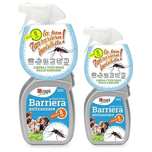 Zapi zanzare barriera insetticida spray 400ml