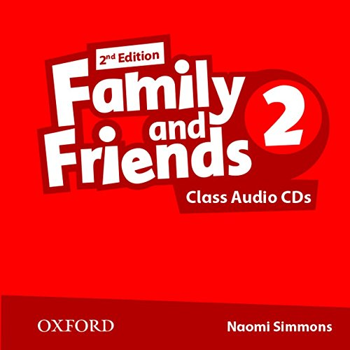 Family and Friends: Level 2: Class Audio CDs