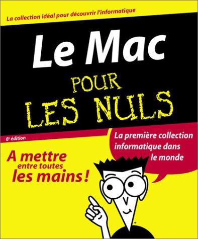 Mac pour les Nuls,8e édition par David Pogue