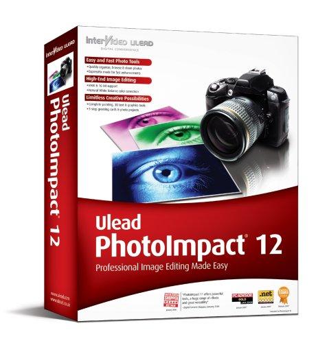 Ulead Photo Impact 12 (Upgrade Edition) (Ulead Software)