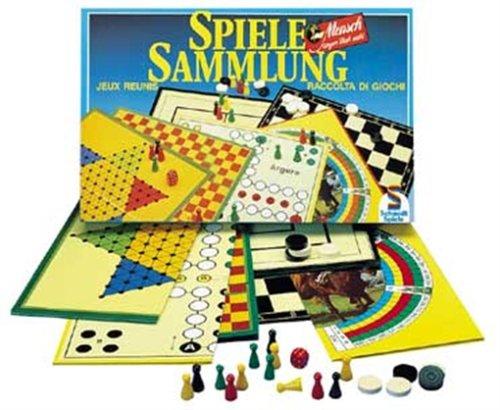 Schmidt Spiele 49103 - Spielesammlung