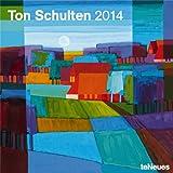 Ton Schulten 2014 Broschürenkalender