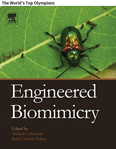 Engineered Biomimicry: The World's Top Olympians (English Edition) -