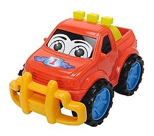 Dickie Toys Happy Runner vehículo de Juguete - Vehículos de Juguete (Multicolor, 3 año(s), 6 año(s), Niño/niña, 270 mm)