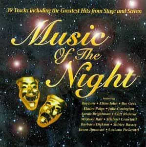 Music of the Night [Import anglais]