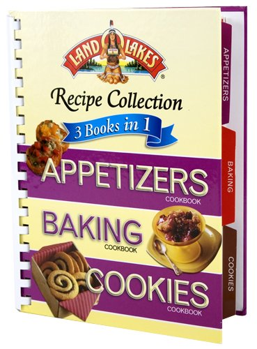 land-o-lakes-3-books-in-1-appetizers-baking-and-cookies