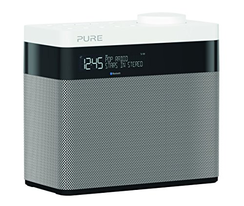 Pure Pop Maxi Portable Digital DAB/FM Radio with Bluetooth and Dual Stereo Speakers (Certified Refurbished)