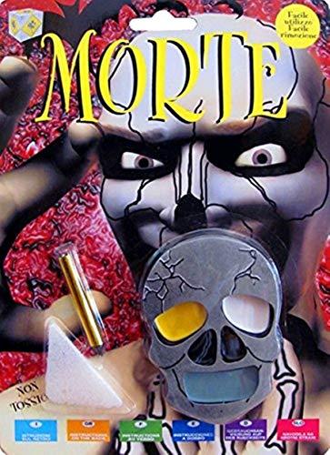 PICCOLI MONELLI Set-Make-up-Tod-Hexe-Teufel-Halloween-Karneval