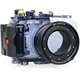 Sea Frogs Underwater Case 130FT/40M Camera Diving Waterproof Housing Housing For Sony RX100 II
