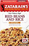 Zatarain Red Beans With Rice 226g
