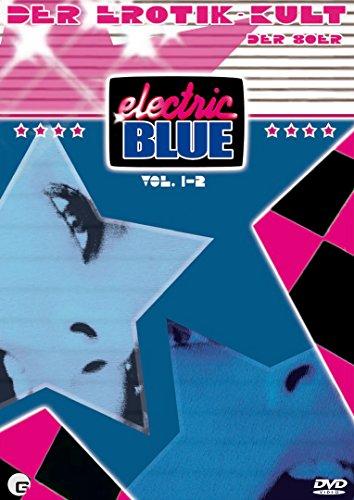 Electric Blue Box, Kult-Erotik-Sex-Serie, Folge 21-30 (5 DVDs) inkl. Promi Specials mit Brigitte Bardot, Marilyn Monroe, Amanda Lear, Jane Mansfield, Raquel Welch