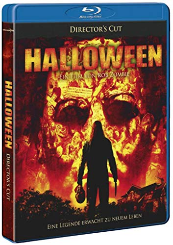 Rob Zombie's Halloween 1 Director's Cut [Blu-ray] Uncut Remake