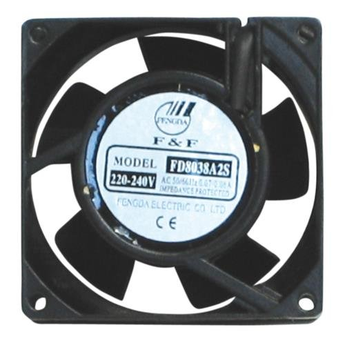 Fan 230 V 120 x 120 x 38 mm 12 038 AC