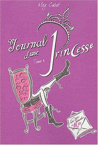 Journal d'une princesse, tome 1