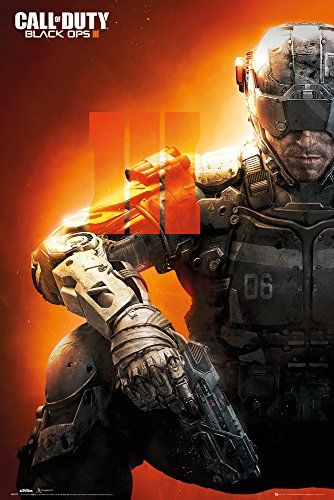 GB Eye LTD, Call of Duty Black Ops 3, Poster, 61 x 91,5 cm