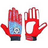 ARSUK keeper handschoenen, Junior keeper handschoenen sterke grip voor de zwaarste besparingen en vingerbescherming