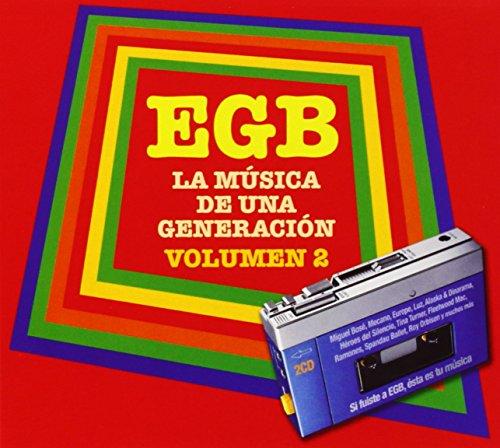 EGB: La Música de Una Generación - Volumen 2