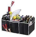 Best Picnic Baskets - HomeFast Car Trunk Cargo Picnic Trip Organizer Storage Review
