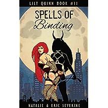 Spells of Binding (Lily Quinn Book 11)